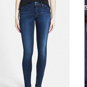 Hudson Collin Flap skinny jeans size 26